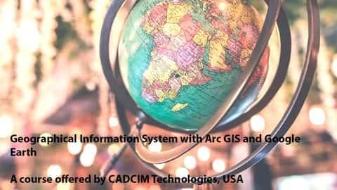 آموزش سیستم اطلاعات جغرافیایی با Arc GIS و Google Earth