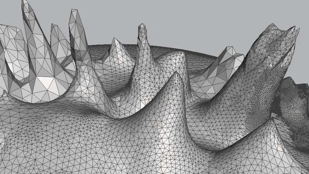 آموزش مشمیکسر: مجسمه سازی و شکل دادن