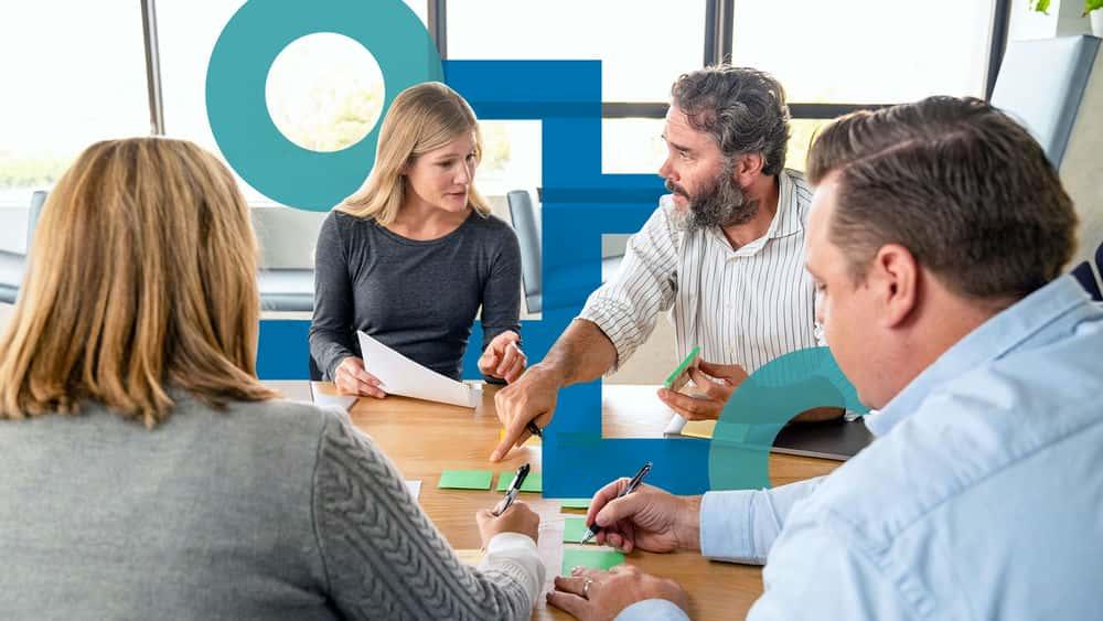 آموزش افزایش همکاری در تیم شما