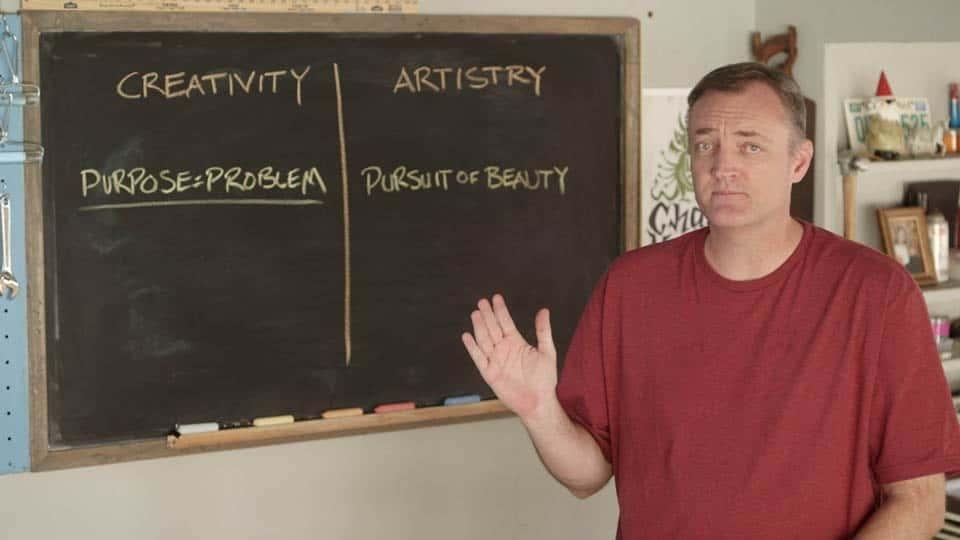 آموزش خلاقیت: ایده ها را در تعداد و کیفیت بیشتر تولید کنید
