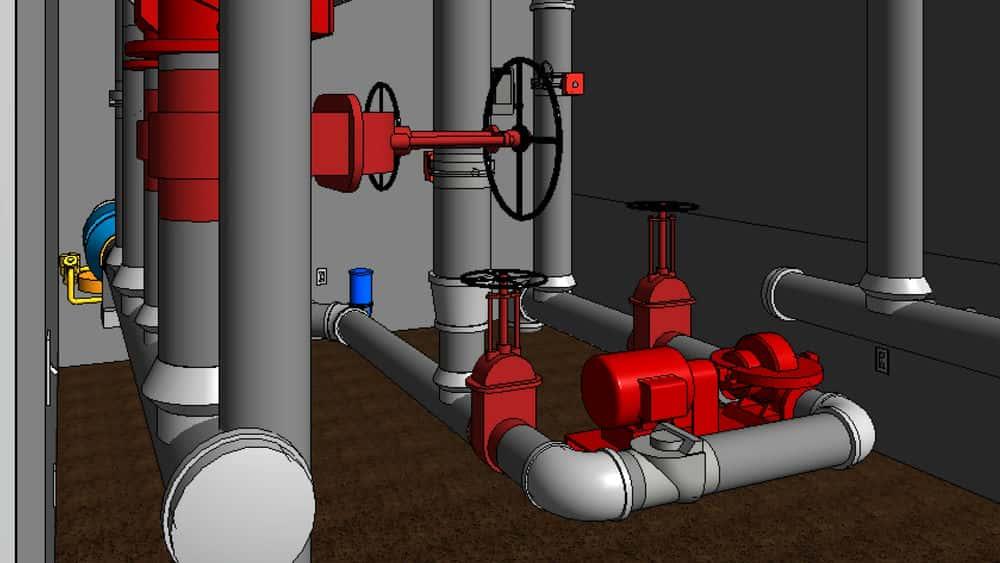 آموزش آماده سازی Cert: Revit MEP Mechanical & Plumbing Certified Professional