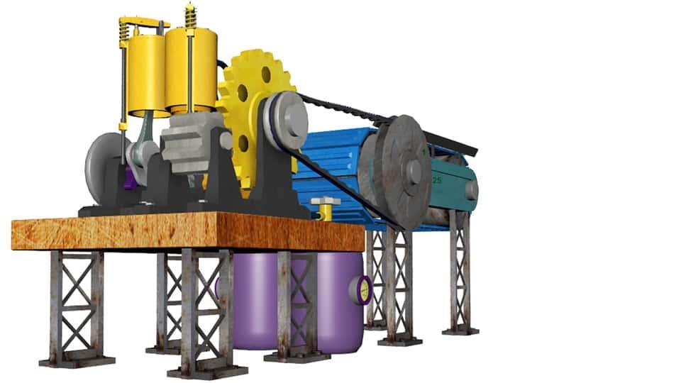 آموزش تقلب در اشیا Mechanical مکانیکی در مایا