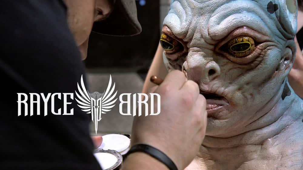 آموزش Rayce Bird: Creature Real Life Creature