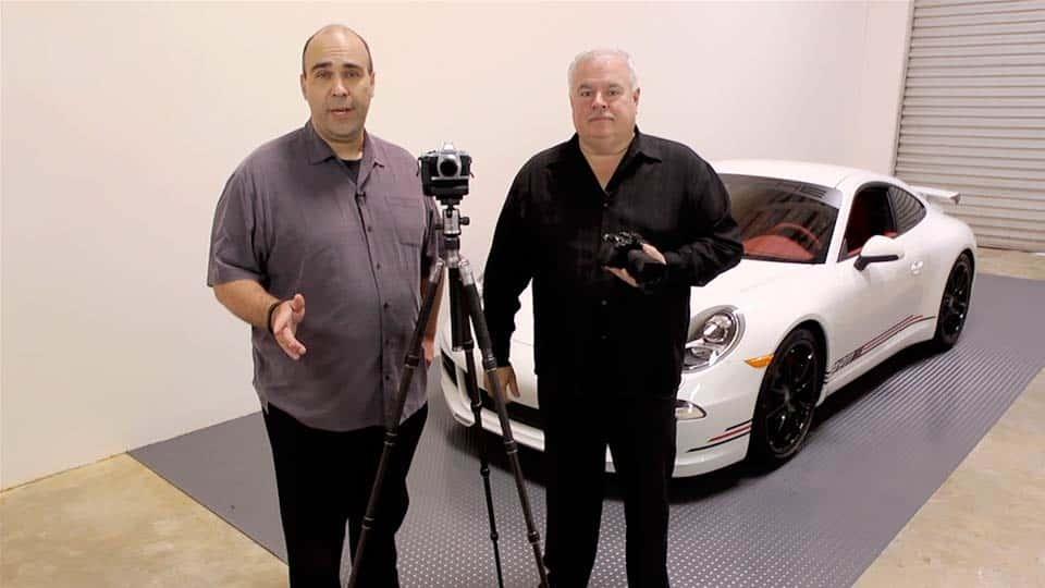 آموزش شلیک با دوربین های میکرو چهار سوم