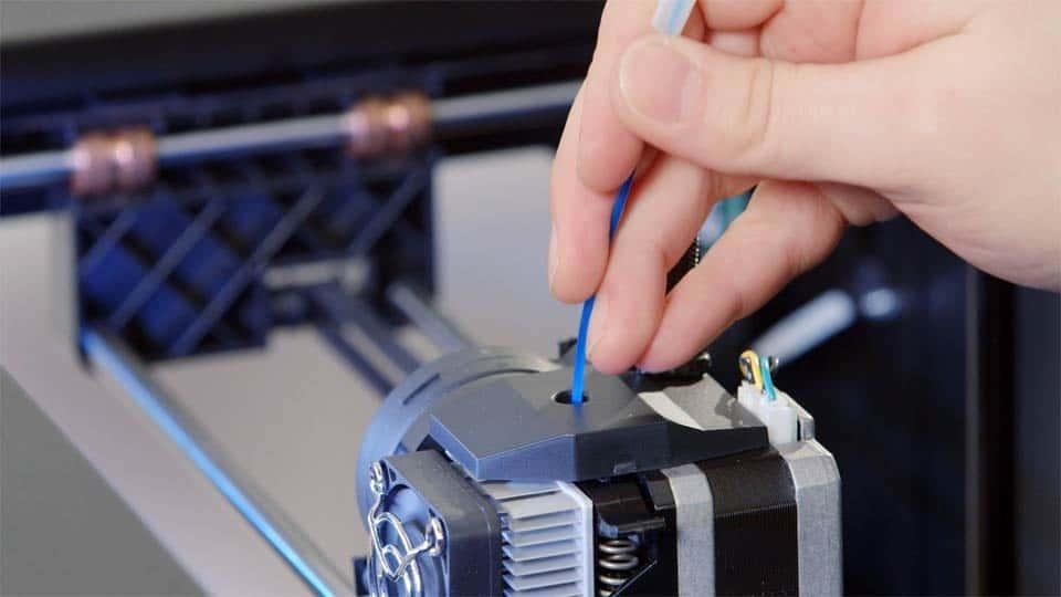 آموزش استفاده از چاپگرهای سه بعدی MakerBot
