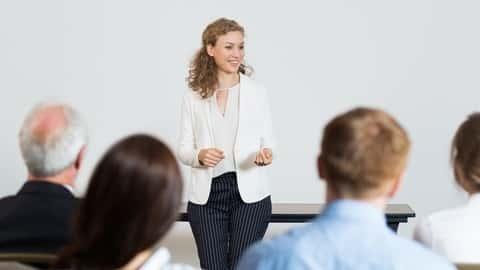 آموزش 讲 故事 演绎 技巧 ، 增强 沟通 效果 赢得 人心