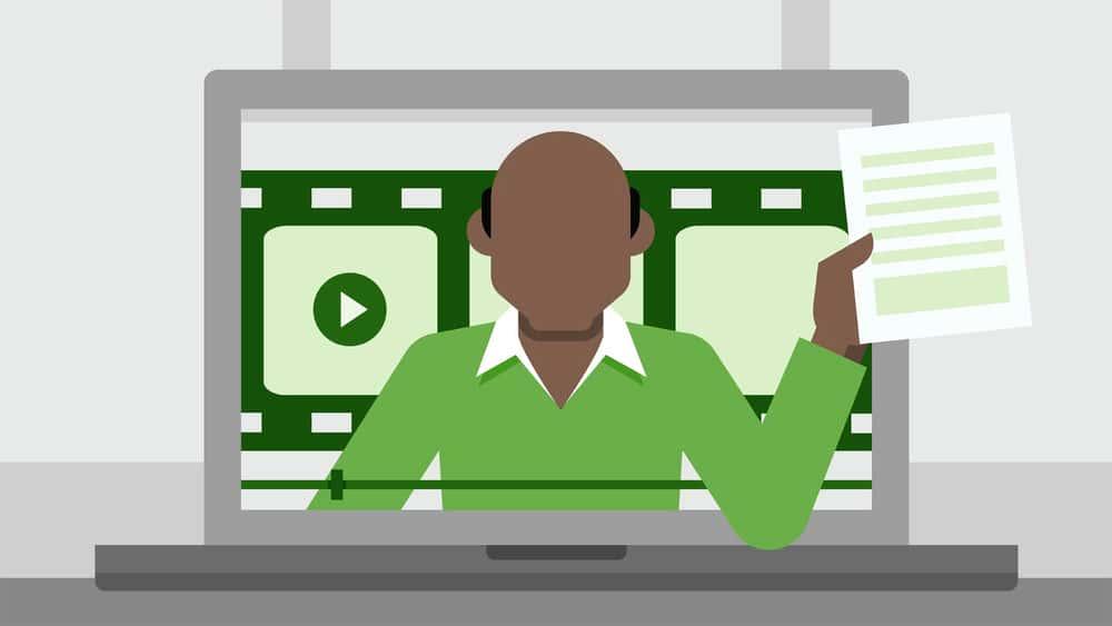 طراحی آموزشی: ایجاد آموزش ویدئویی