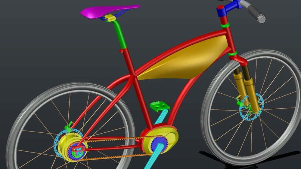 آموزش اتوکد: مدل سازی پیشرفته 3D