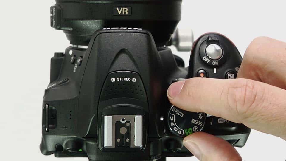 آموزش یادگیری Nikon D5200 و D5300