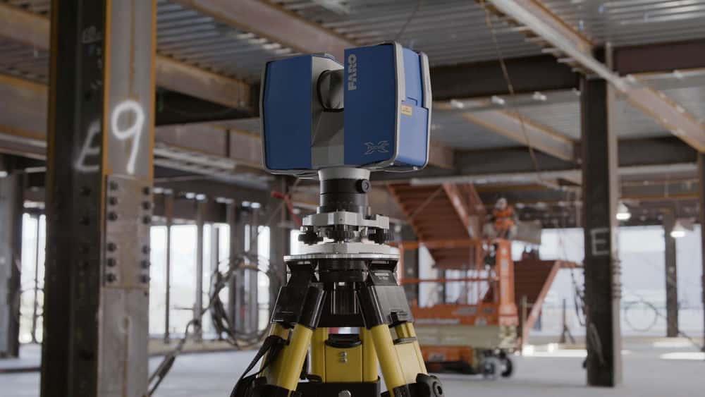 آموزش مدیریت ساخت و ساز: فناوری در محل کار