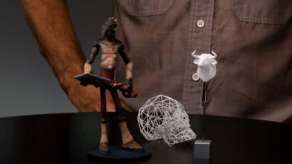 آموزش مایا: چاپ سه بعدی با Shapeways