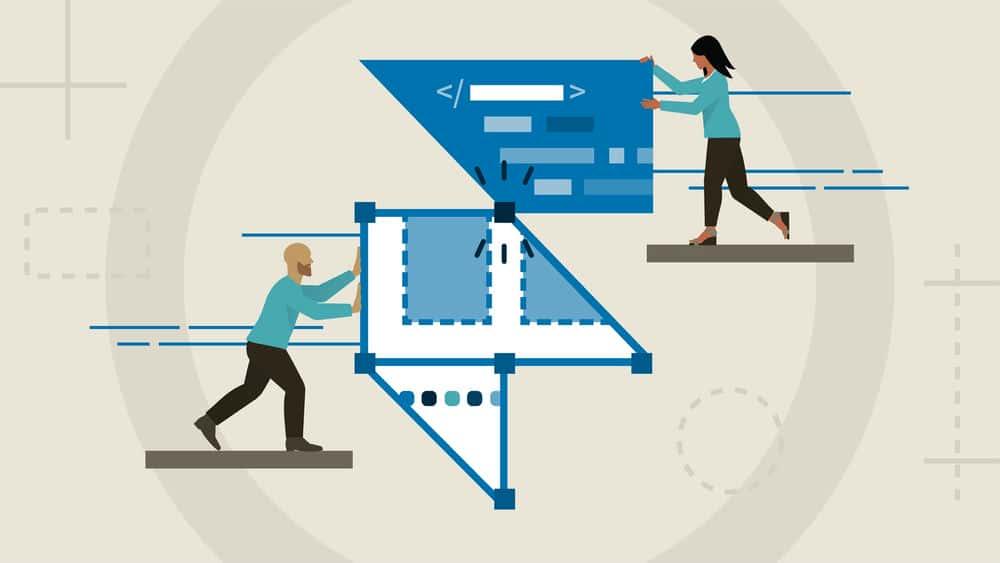 آموزش طراحی و توسعه گردش کار با Framer X
