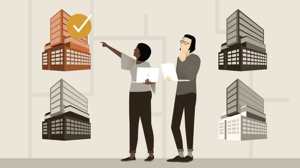 آموزش Revit: ارائه و مدیریت گزینه های طراحی