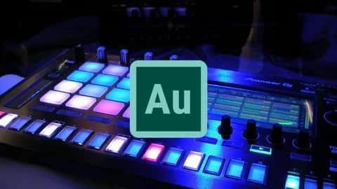 آموزش Adobe Audition cc: طراحی صدا برای مبتدیان