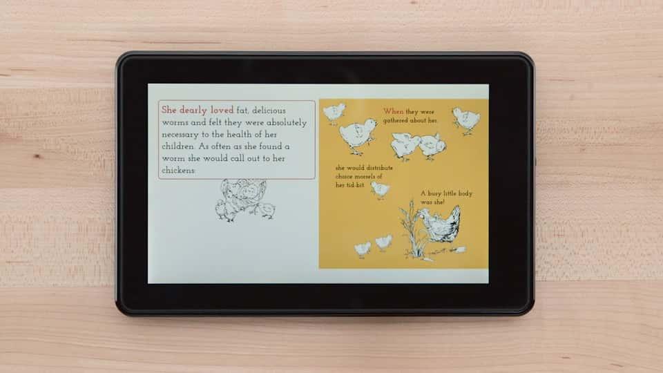 آموزش ایجاد کتابهای الکترونیکی با طرح ثابت برای Kindle