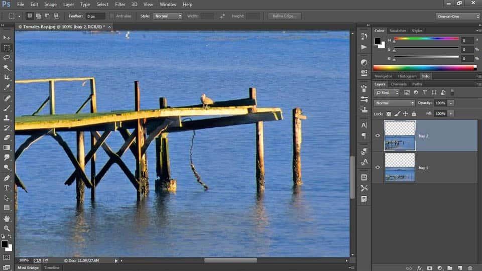 آموزش Photoshop CC 2013 One-on-One: متوسط