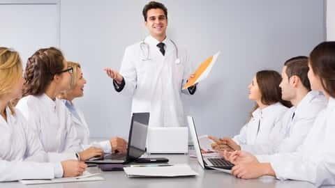 آموزش رسانه برای پزشکان-متخصصان بهداشت: بر رسانه تسلط داشته باشید