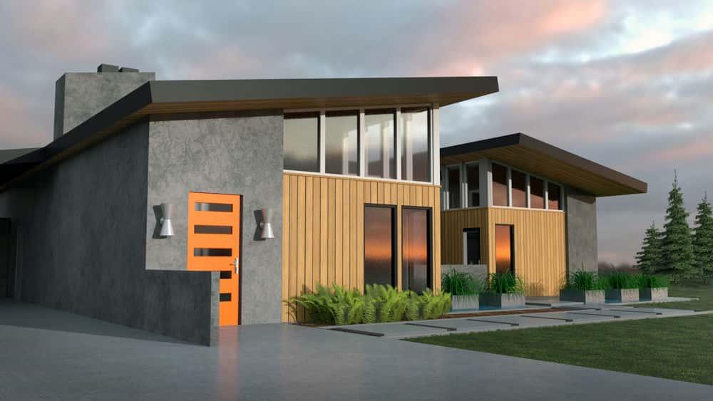 آموزش مایا و آرنولد: مصالح معماری