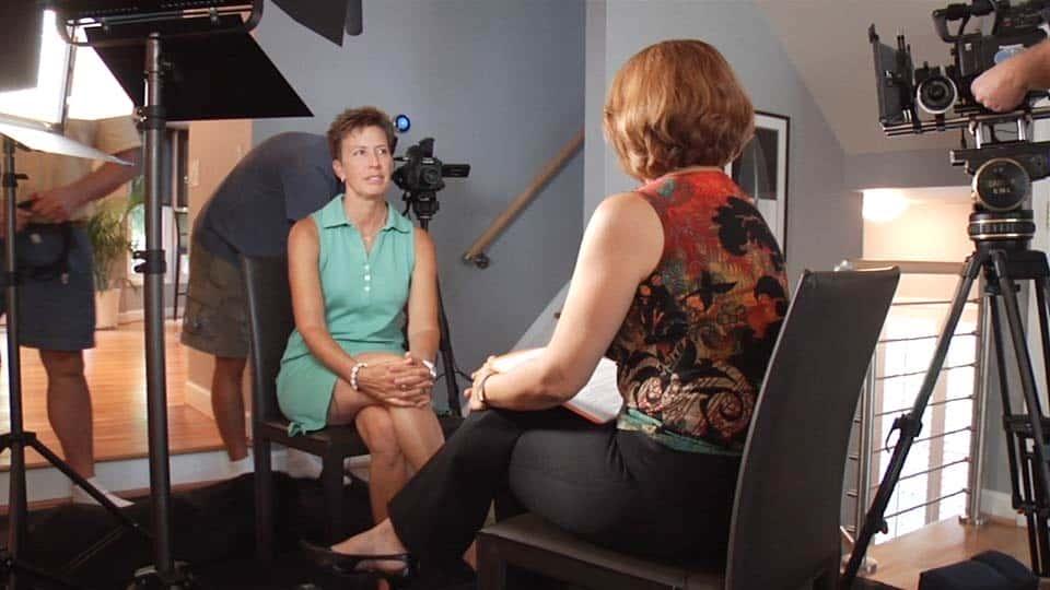 آموزش هنر مصاحبه های ویدئویی