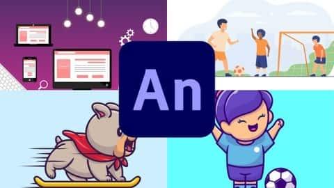 آموزش Adobe Animate cc: راهنمای مبتدیان برای Adobe Animate