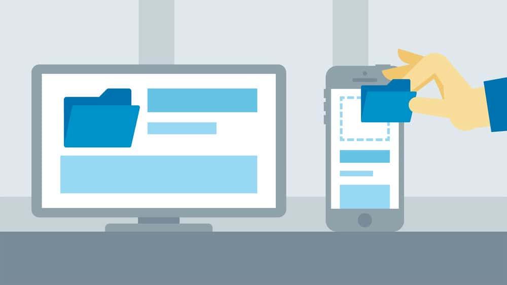 آموزش ساخت یک سایت نمونه کارها Responsive