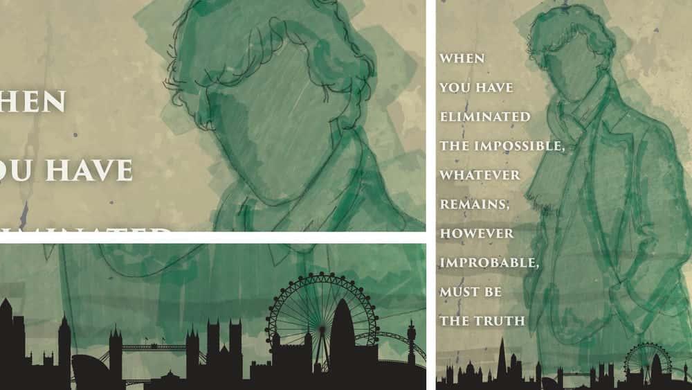آموزش طراحی پوستر با قلم موهای سفارشی در Illustrator