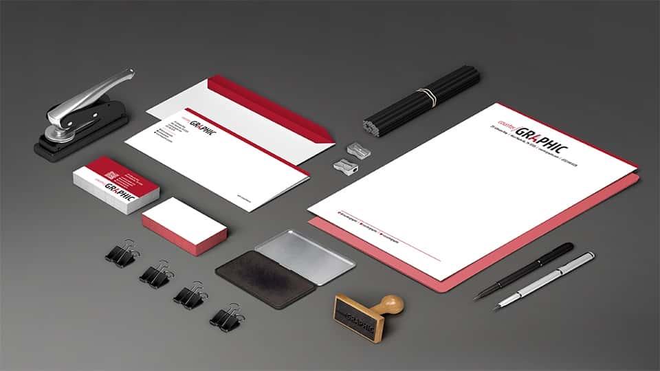 آموزش طراحی سیستم Letterhead
