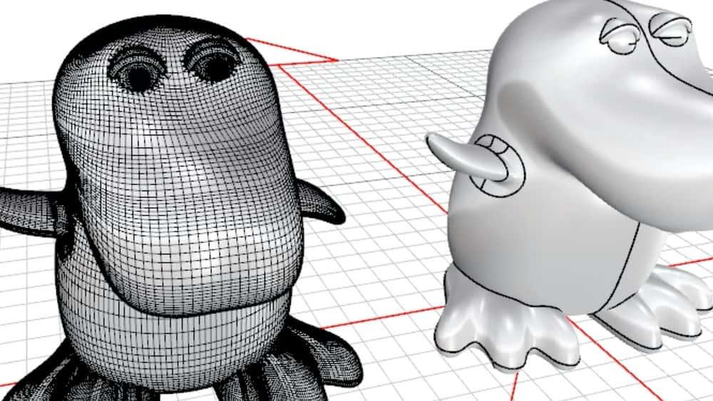 آموزش Rhino: مدیریت پرونده و نمونه سازی اولیه