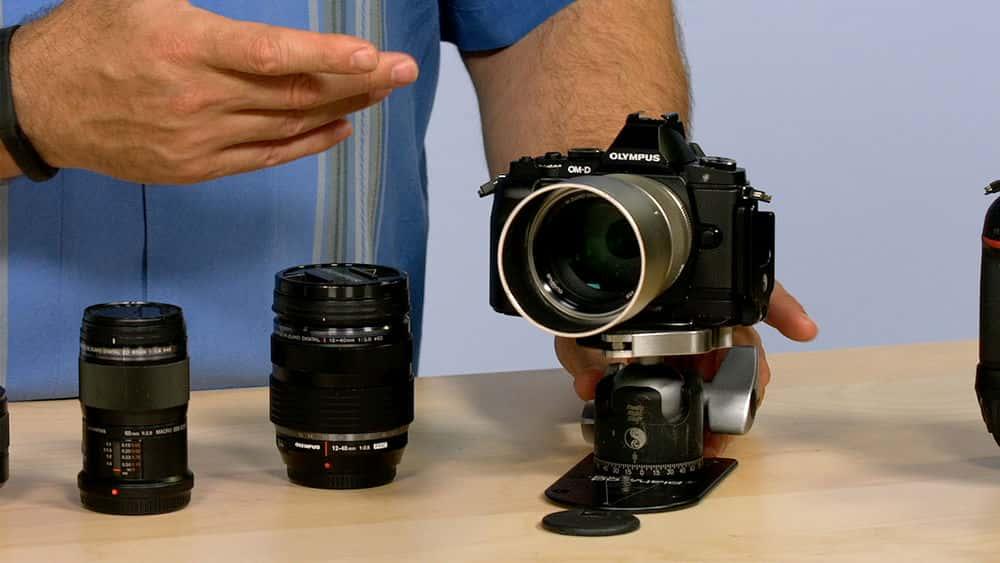 آموزش استفاده از دوربین های بدون آینه (2016)
