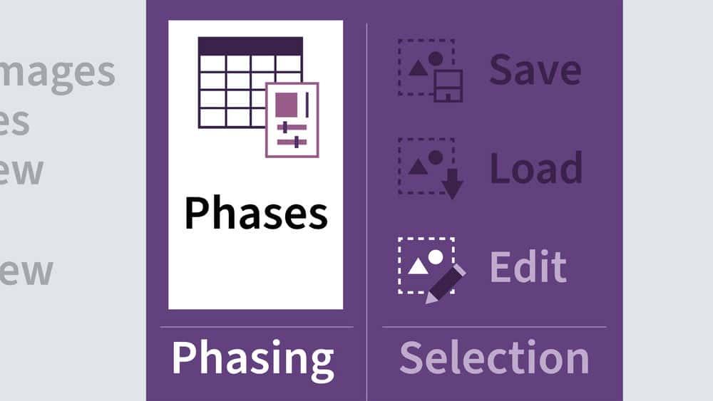 آموزش Revit: گزینه های مرحله بندی و طراحی