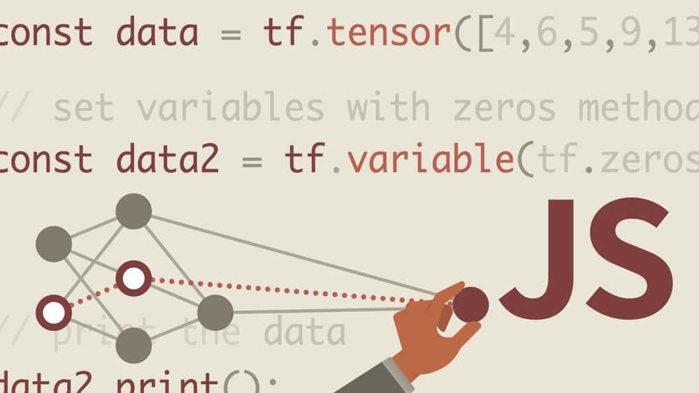 آموزش یادگیری TensorFlow با JavaScript