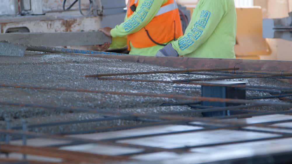 آموزش مدیریت ساخت و ساز: ساخت بتن