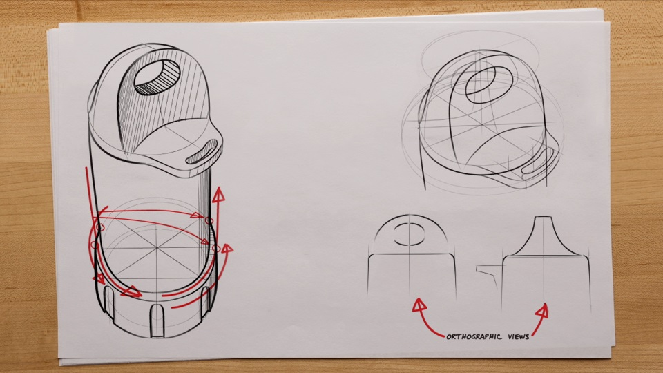 آموزش طراحی برای طراحی محصول و AEC