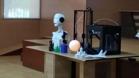 آموزش همه چیز درباره چاپ سه بعدی