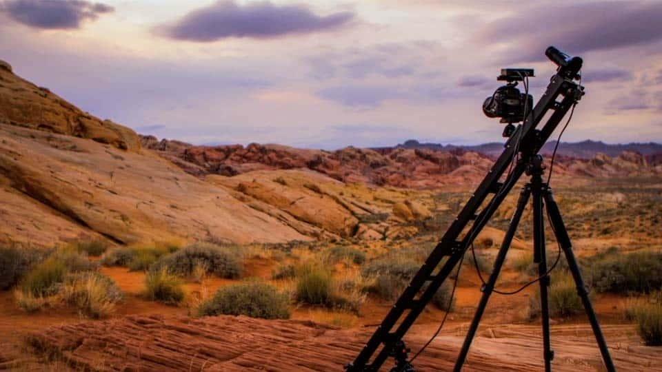 آموزش Time-Lapse Video: عکسبرداری با دوربین در حرکت