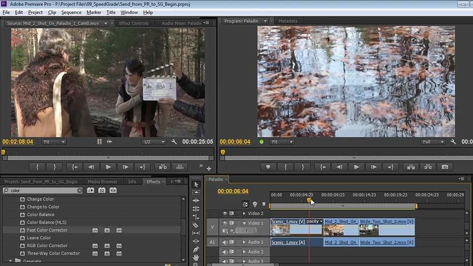 آموزش خلاقیت مجموعه 6: تولید فیلم