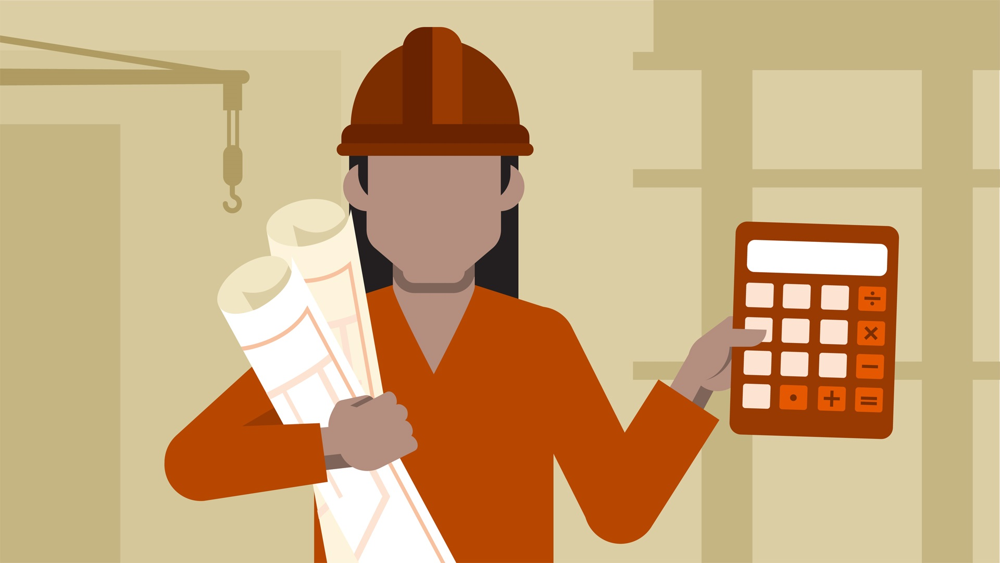 آموزش ساخت برآورد ساخت داخلی