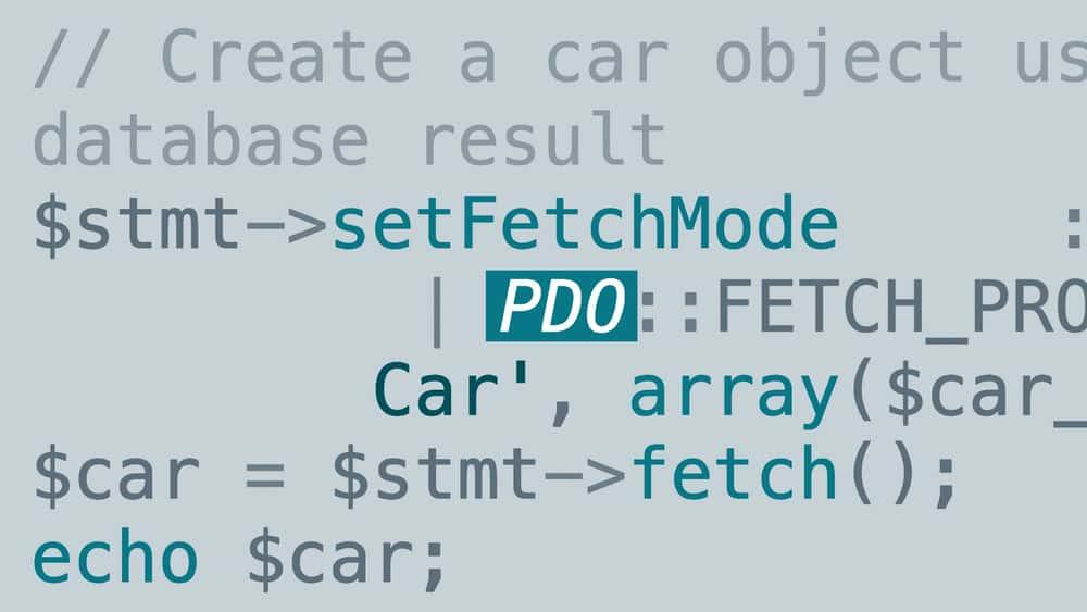 آموزش PHP: دسترسی به پایگاه های داده با PDO و MySQLi