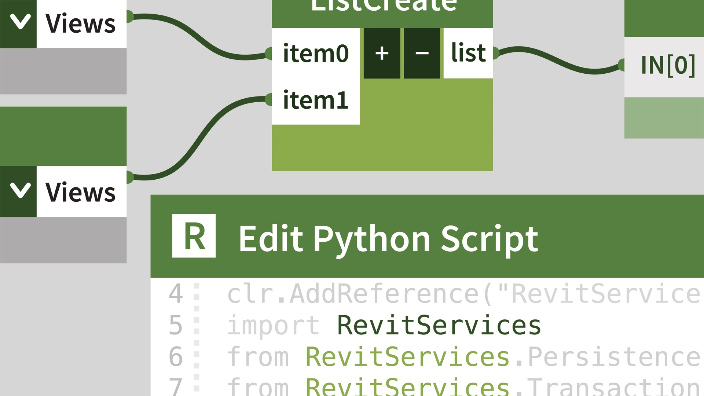 آموزش Dynamo for Revit: Python Scripting