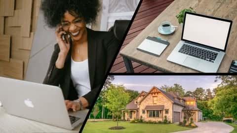 آموزش تجارت آنلاین - کار از خانه