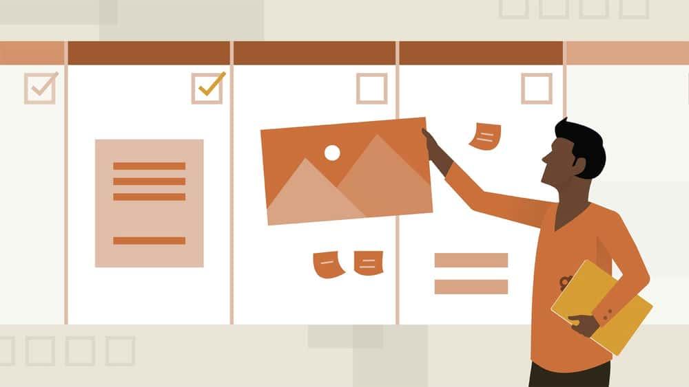 آموزش مدیریت پروژه برای پروژه های خلاق