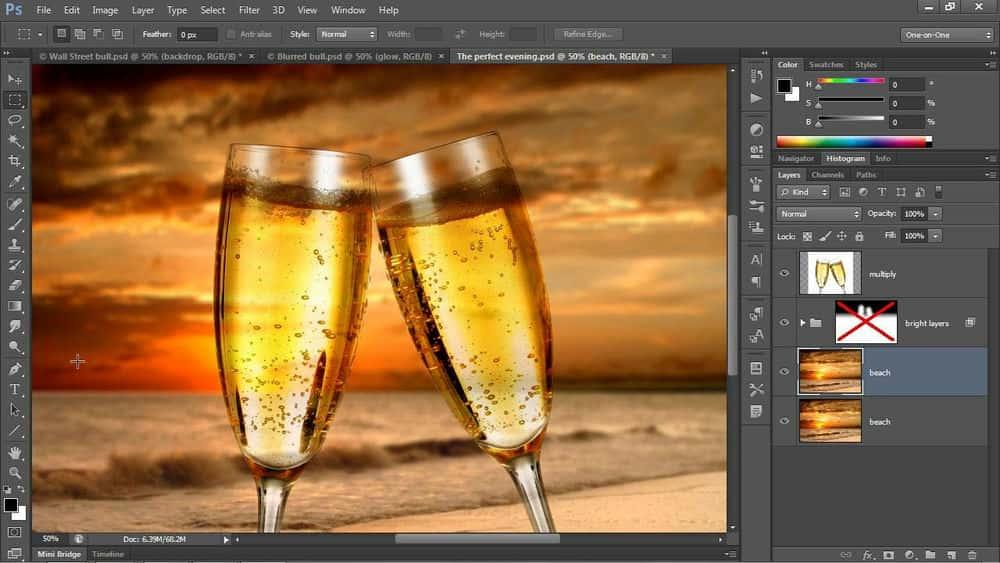 آموزش Photoshop CS6 One-on-One: پیشرفته