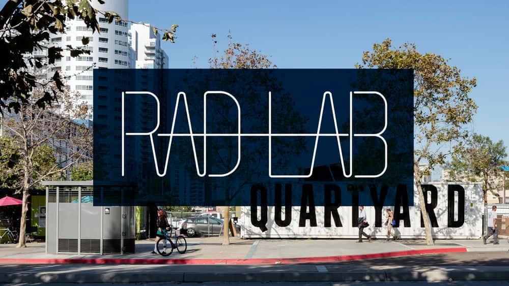 آموزش آزمایشگاه RAD: احیای دوباره بلوک شهر