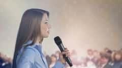 آموزش شما می توانید یک سخنرانی به سبک TED ارائه دهید (غیر رسمی)