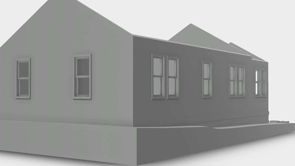 آموزش چاپ سه بعدی مدل مقیاس با اتوکد