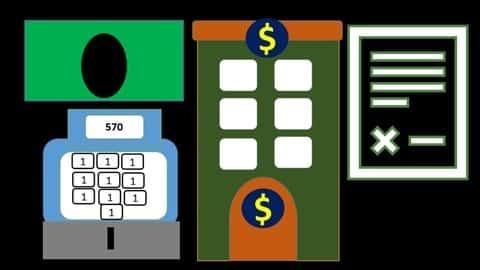 آموزش آشتی های بانکی و کنترل های داخلی نقدی
