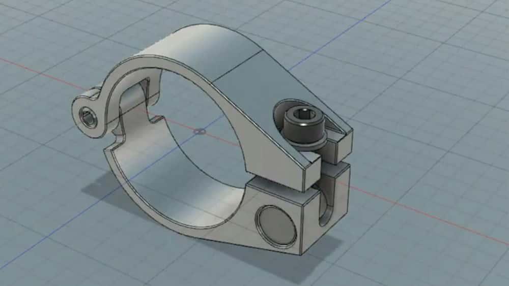 آموزش Fusion 360: طراحی برای Metal