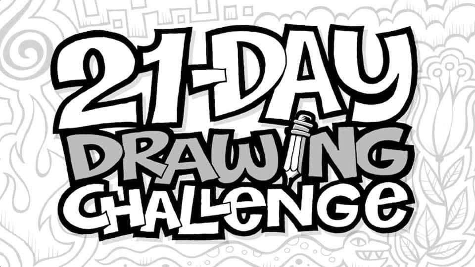 آموزش چالش طراحی 21 روزه