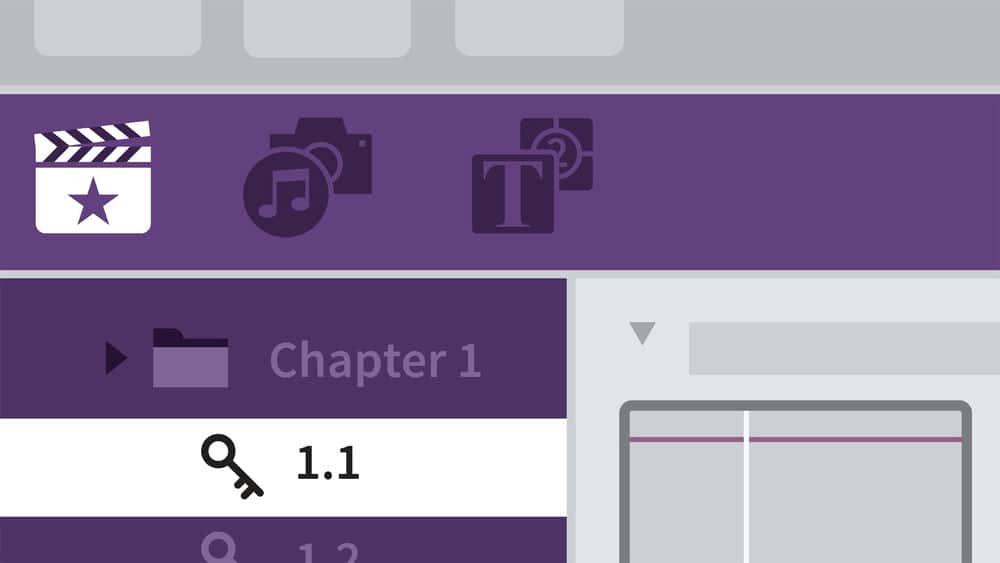آموزش Final Cut Pro X v10.0.9: تکنیک های ویرایش تجاری