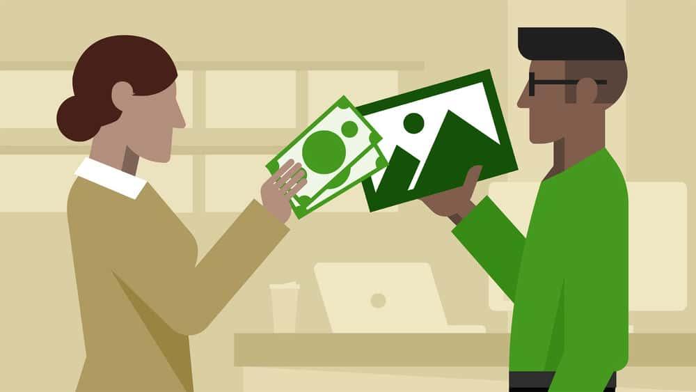 آموزش اجرای یک تجارت طراحی: فروش طراحی به مشتری